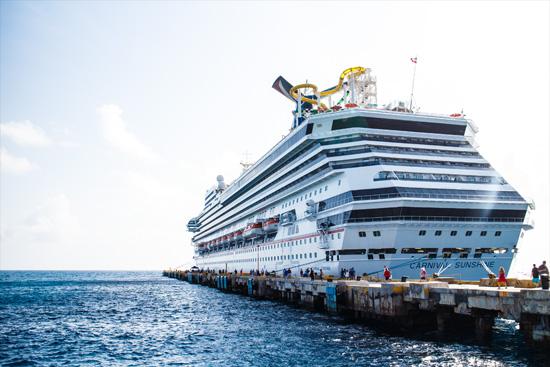 Carnival Foodie Cruise - Carnival Sunshine