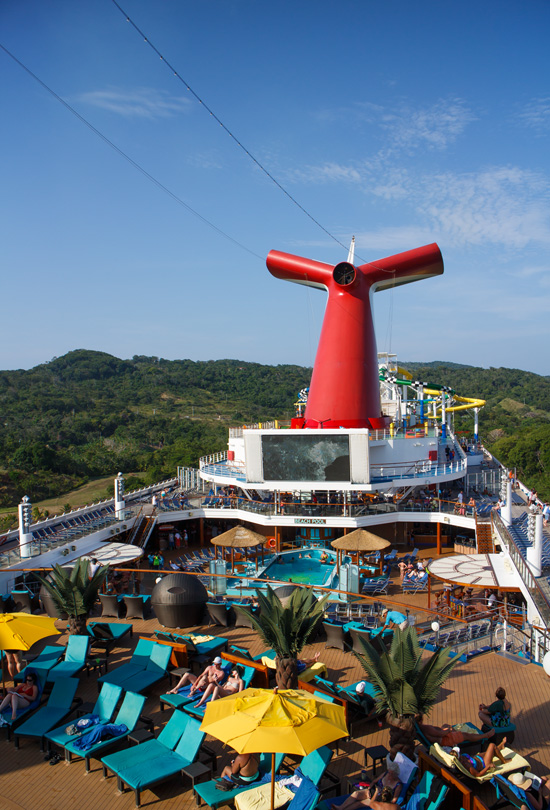 Carnival Foodie Cruise - Carnival Sunshine