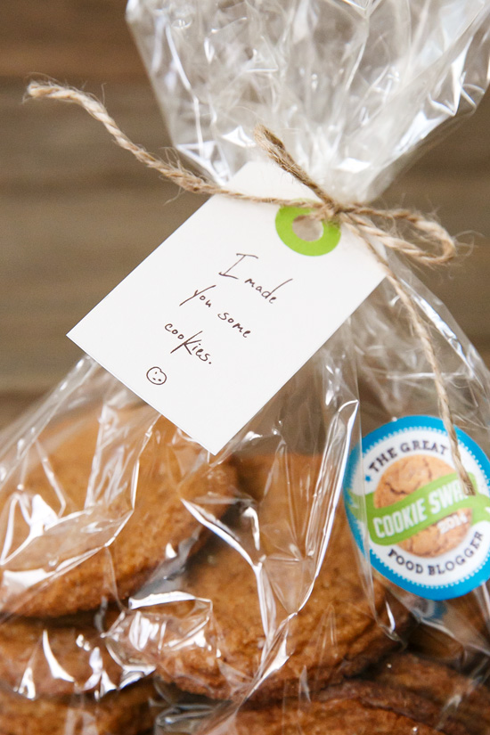 2014 Cookie Swap Printables: Recipe Cards, Gift Tags, and Stickers