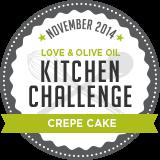 November Kitchen Challenge: Crepe Cake