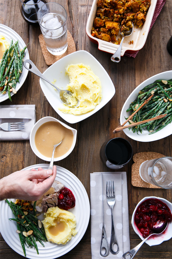 Thanksgiving Wrap-Up and Cider-Brined Turkey   Love and Olive Oil