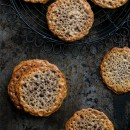 Almond Lace (Florentine) Cookies