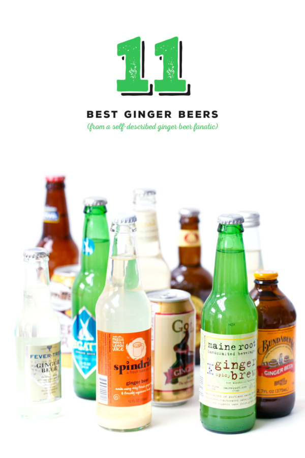 11 Best Ginger Beers | Love and Olive Oil