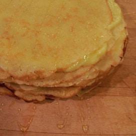 November Crepe Cake Kitchen Challenge - Janelle