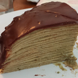 November Crepe Cake Kitchen Challenge - Ka Ning