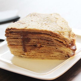 November Crepe Cake Kitchen Challenge - Linda