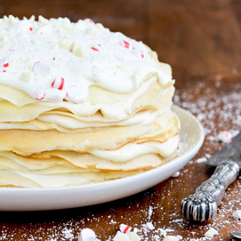 November Crepe Cake Kitchen Challenge - Liz