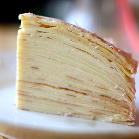 November Crepe Cake Kitchen Challenge - Jennifer