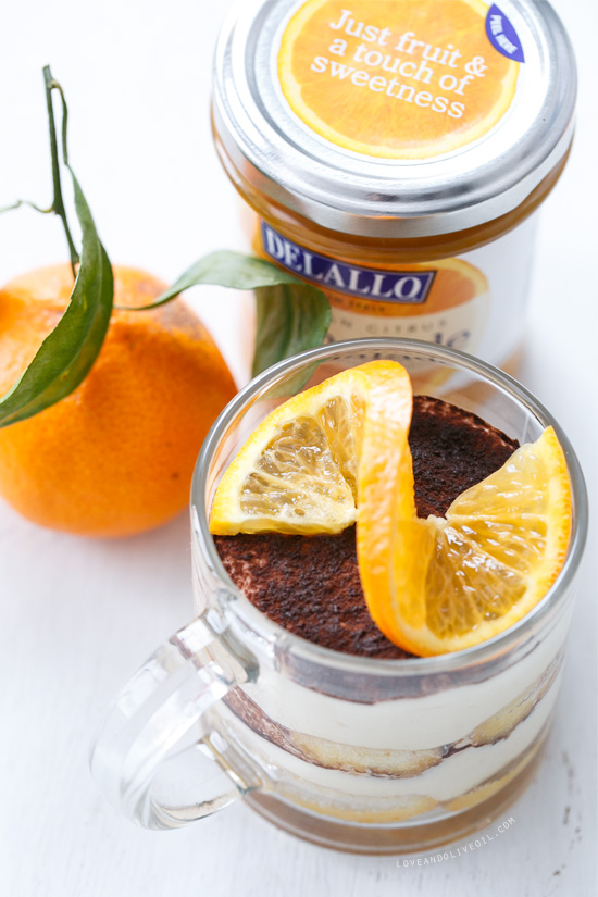 Orange Marmalade Tiramisu | Love and Olive Oil