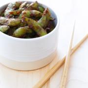 Spicy Miso Edamame Recipe