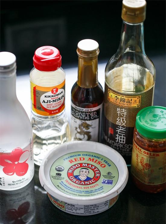 Asian Spicy Miso Edamame Recipe