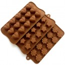 Silicone Chocolate Molds