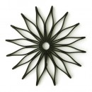 Spice Ratchet Blossom Multi-Use Silicone Trivet