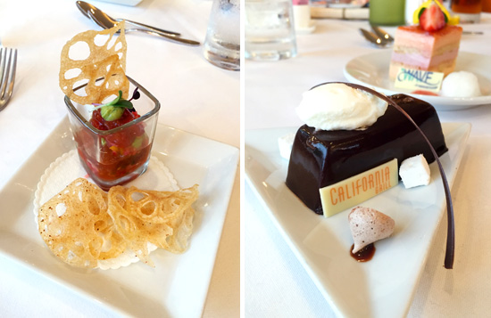 Delicious Disney Lunch at the California Grill