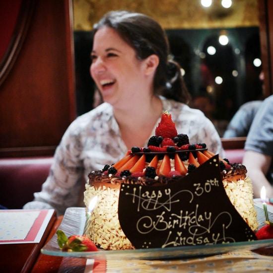 Surprise! Happy Birthday to Me!