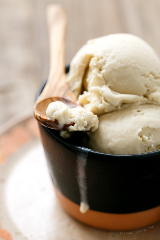 Cinnamon Horchata Ice Cream