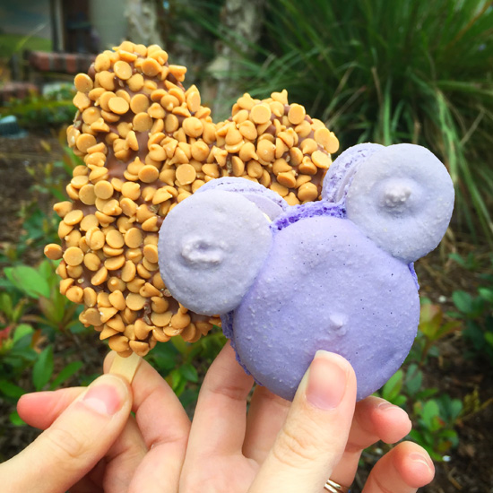 Mouse-shaped Treats