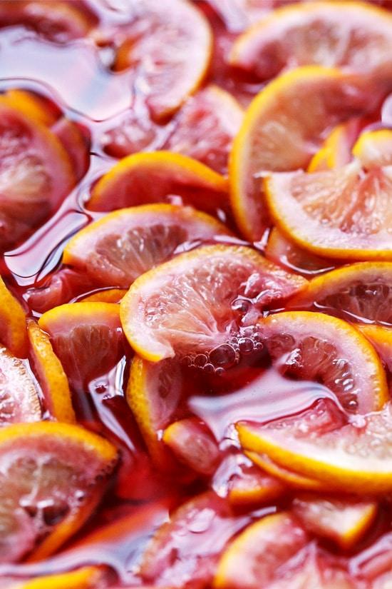 Making Tart Cherry & Meyer Lemon Marmalade