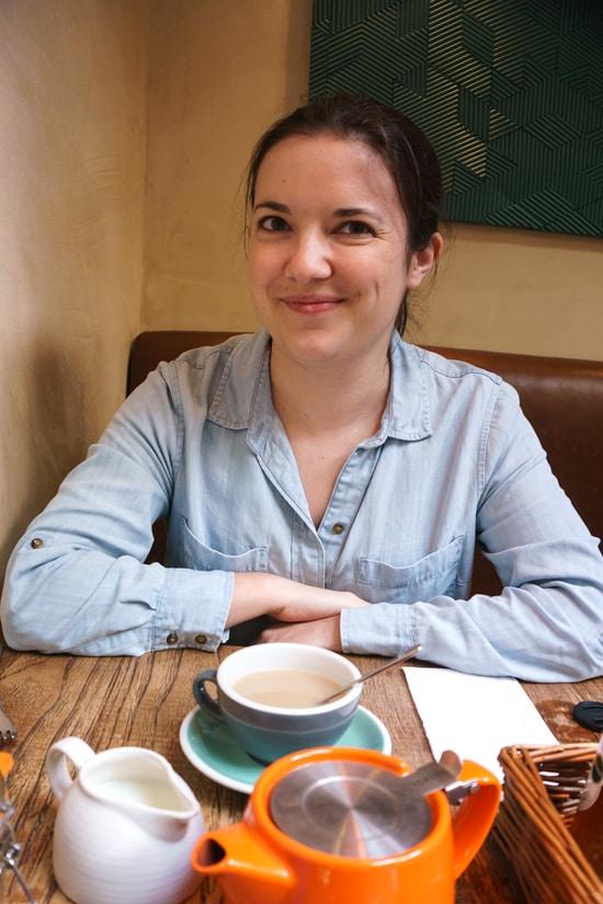 Tea & Breakfast in London