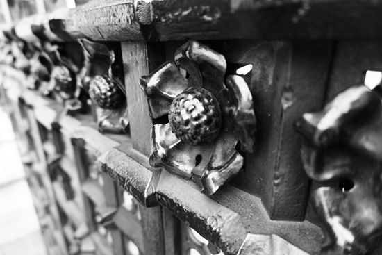 Beauty in the Details, London