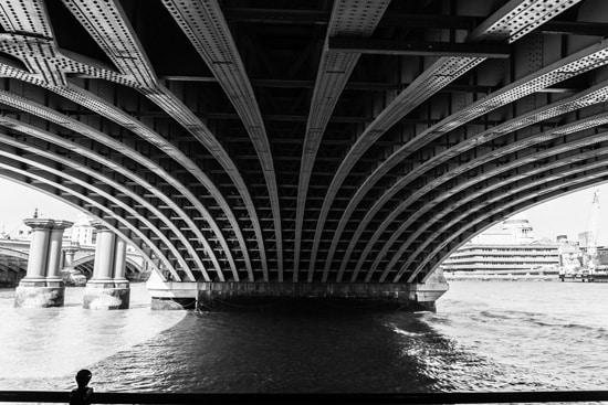 Under the Bridge, London England