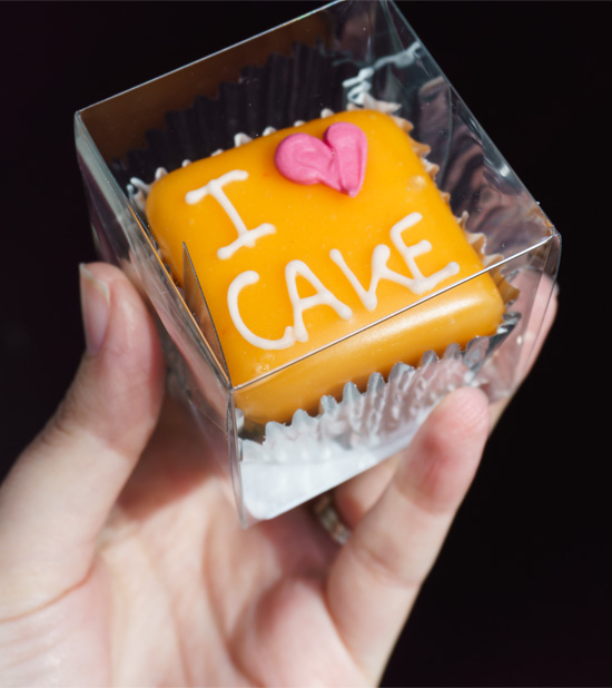 I (Heart) Cake, Konditor & Cook bakery in London, England