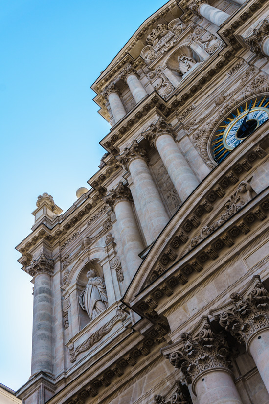 Another Gorgeous Paris Cathedral