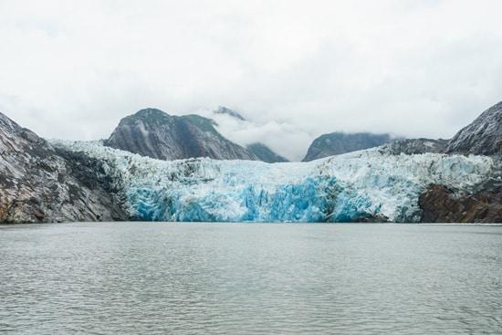 North Sawyer Glacier, Tracy Arm Fjord, Alaska