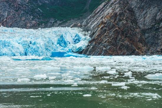 South Sawyer Glacier, Tracy Arm Fjord, Alaska
