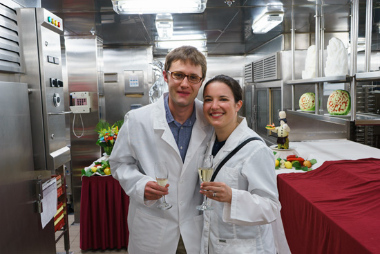 Chef's Table Experience aboard the Ruby Princess