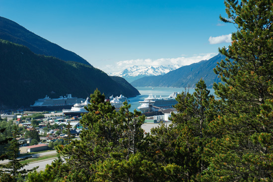 Port of Skagway, Alaska