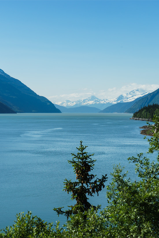 Long Bay, Skagway, Alaska