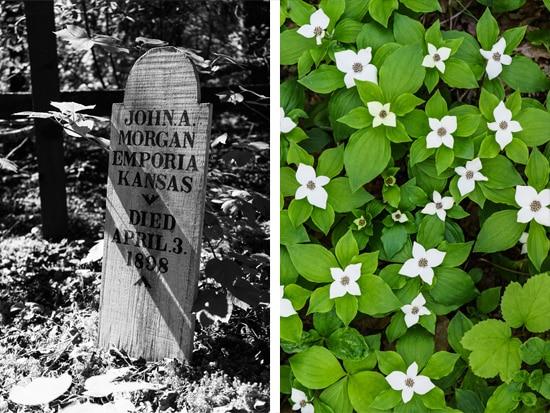 Slide Cemetery, Skagway, Alaska