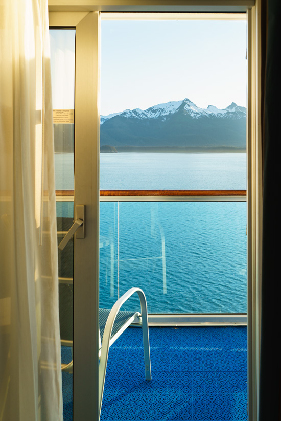 Scenic Alaska aboard the Ruby Princess