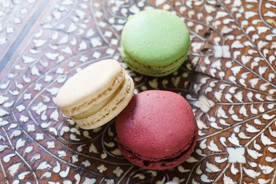 Macarons from Eric Kayser, Paris