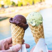 Berthillion Ice Cream, Paris France