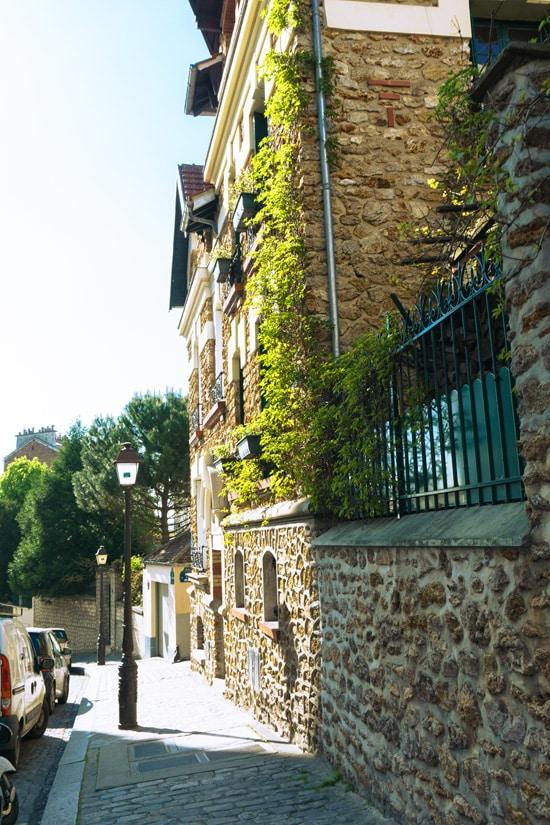 Montmarte, Paris France
