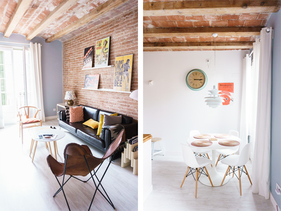 AirBnB Barcelona, Spain
