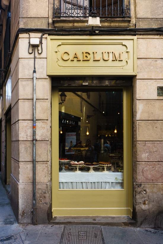 Caelum, Barcelona Spain