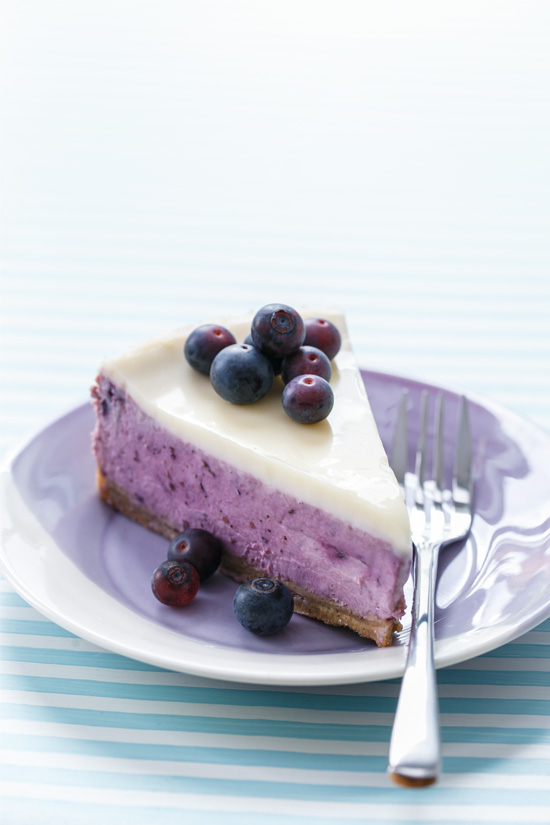 Recipe on cheese cake
