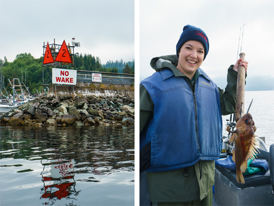 Fishing & Wilderness Dining Excursion, Ketchikan Alaska