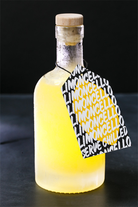Homemade Limoncello | Love and Olive Oil