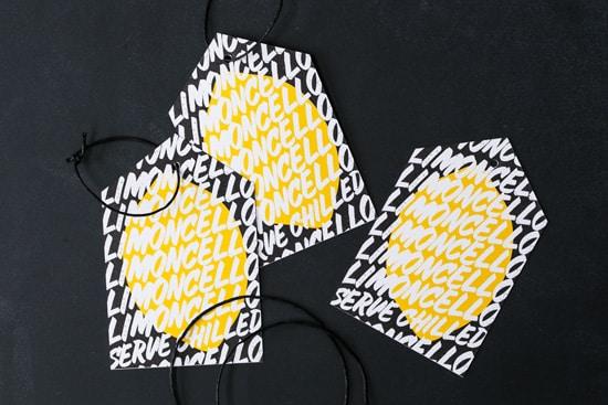 Homemade Meyer Limoncello and Free Printable Gift Tags