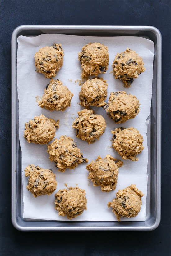 Freeze balls of cookie dough for mini skillet cookies on demand whenever you crave them.