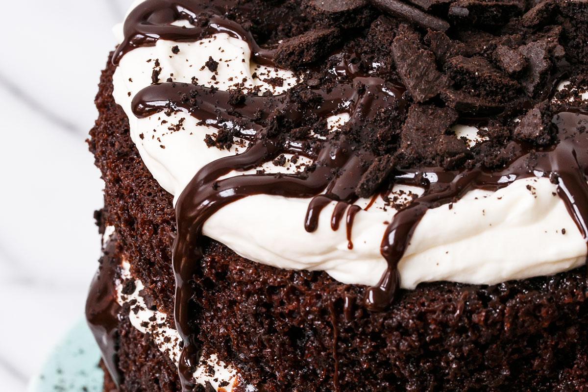 Kentucky Mudslide Cake
