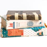 Grandma's Old Cookbooks