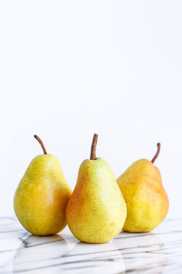 Bartlett Pears - National Pear Month