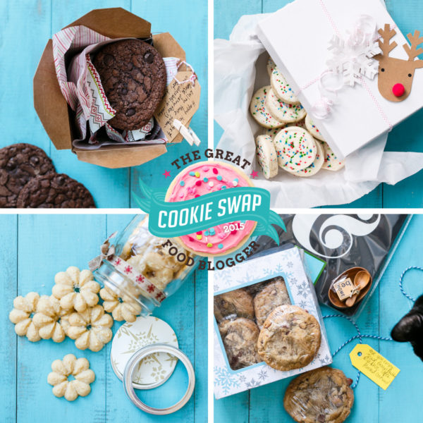 2015 Great Food Blogger Cookie Swap