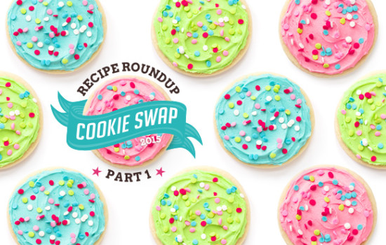 The Great Food Blogger Cookie Swap Recipe Roundup - Part 1
