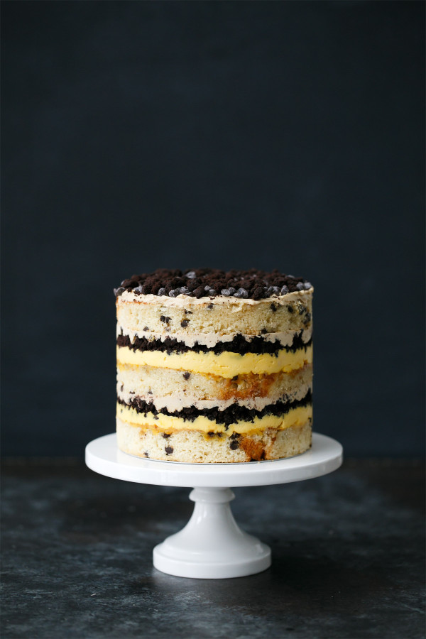Passion Fruit Cake Filling Recipe